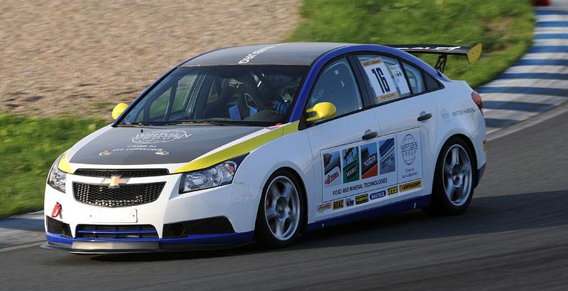 Essen Motor Show 2010: velká fotogalerie závodních aut: - fotka 3