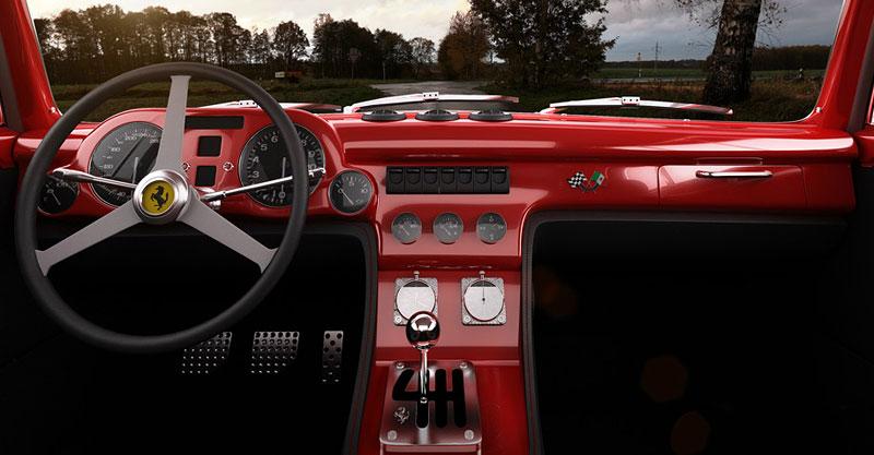 Ferrari F430 Competizione by Gullwing America: - fotka 1
