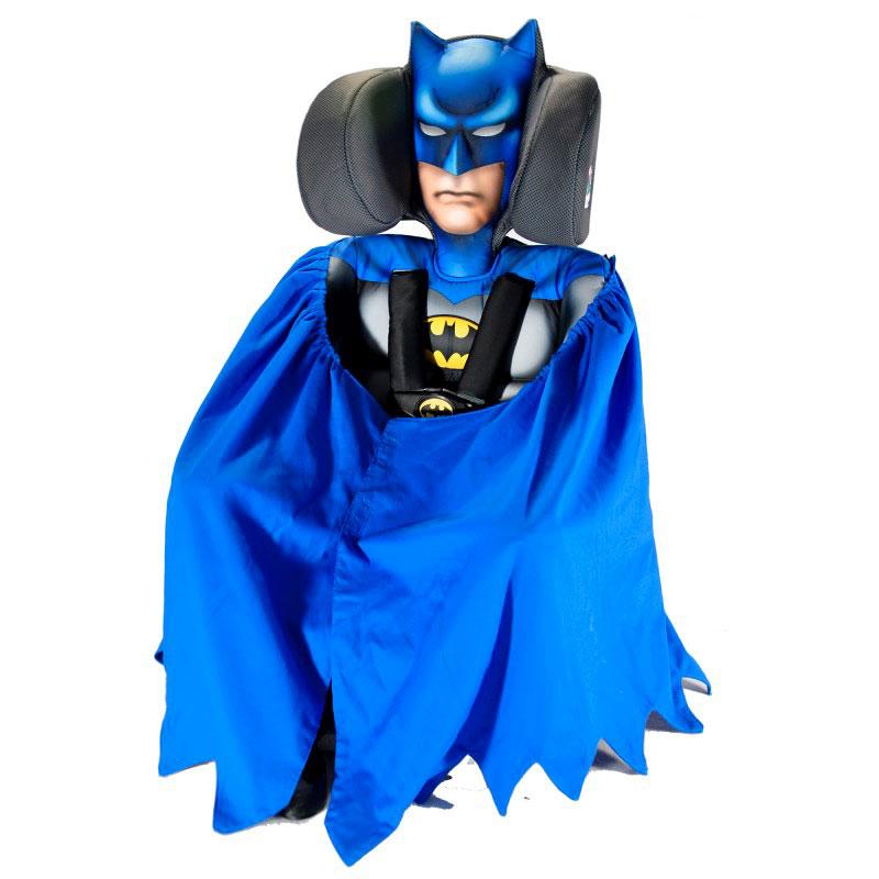 Dětská autosedačka pro malé Batmany a závodníky NASCAR: - fotka 3