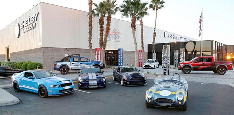 Shelby American rozprodává koncepty a prototypy: - fotka 3