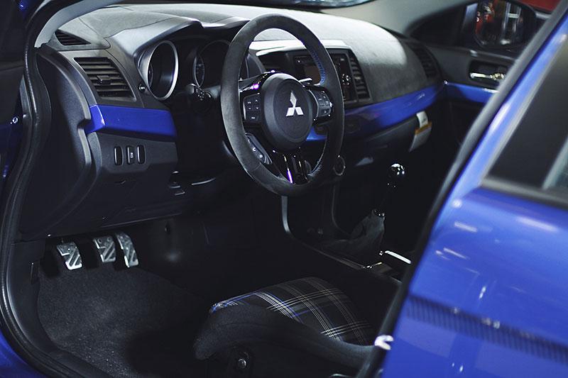 Mitsubishi Lancer Evo X 311RS Spec Blew: Evo dostane přes 500 koní: - fotka 3