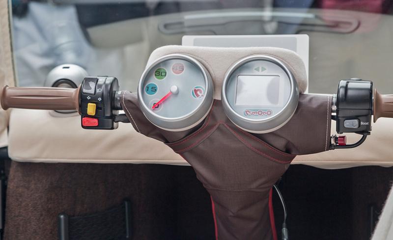 Rimono EV: Elektrický hadraplán z Japonska? Už příští rok: - fotka 1