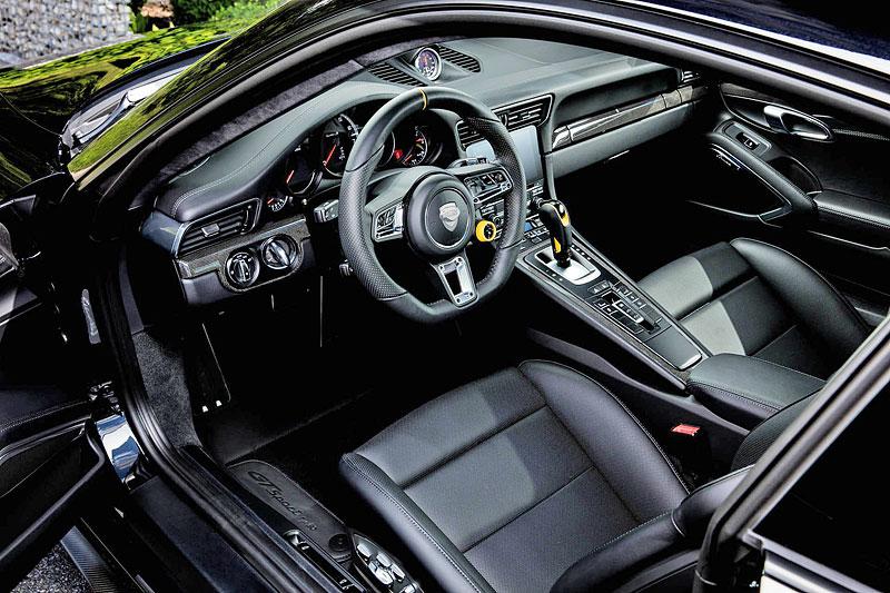 TechArt GTsport 1 of 30: Decentně pojaté ladění Porsche 911 Turbo S: - fotka 1