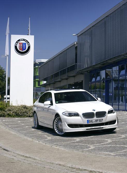 Značka BMW Alpina na českém trhu: - fotka 45