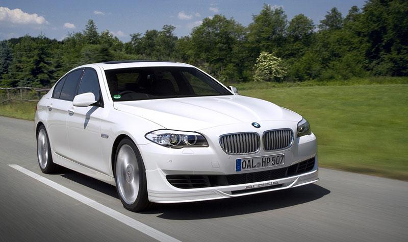 Značka BMW Alpina na českém trhu: - fotka 47