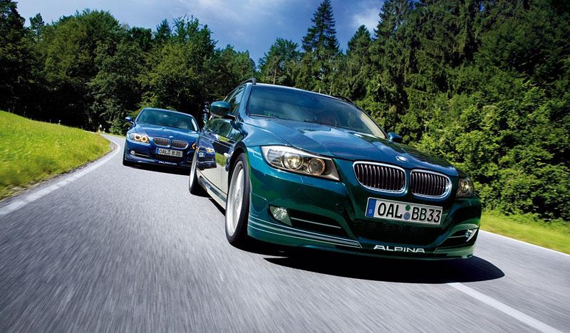 Značka BMW Alpina na českém trhu: - fotka 50