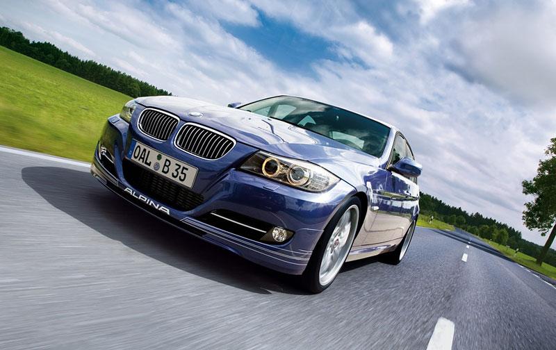 Značka BMW Alpina na českém trhu: - fotka 51