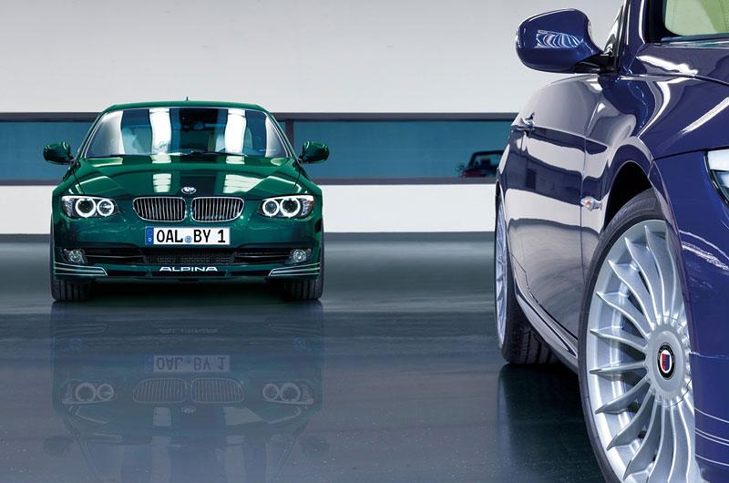 Značka BMW Alpina na českém trhu: - fotka 53