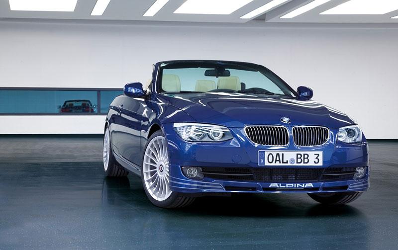 Značka BMW Alpina na českém trhu: - fotka 54