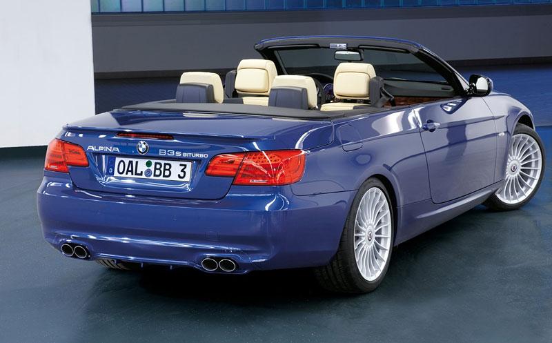 Značka BMW Alpina na českém trhu: - fotka 55