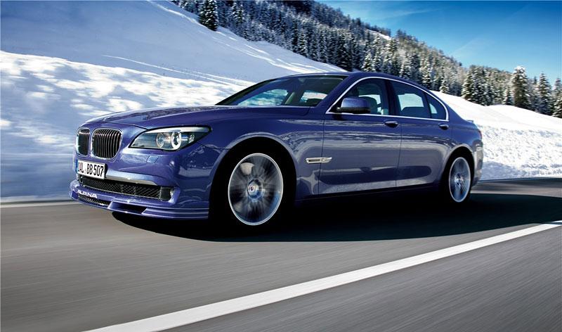 Značka BMW Alpina na českém trhu: - fotka 61