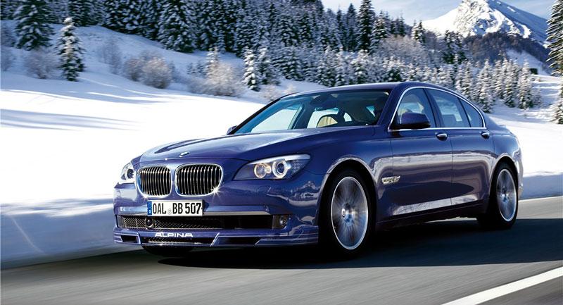 Značka BMW Alpina na českém trhu: - fotka 62