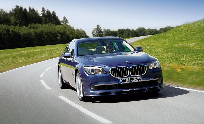 Značka BMW Alpina na českém trhu: - fotka 68