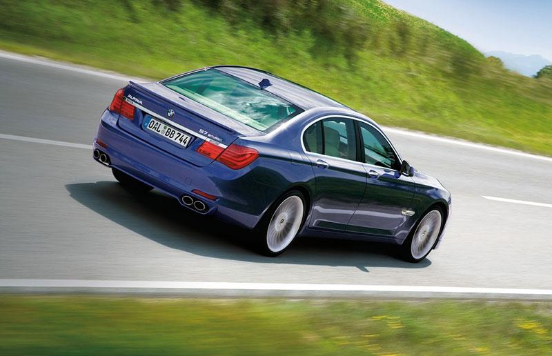 Značka BMW Alpina na českém trhu: - fotka 72