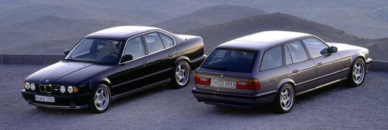 Pod lupou: BMW M5 - Bavorský dálniční expres: - fotka 43
