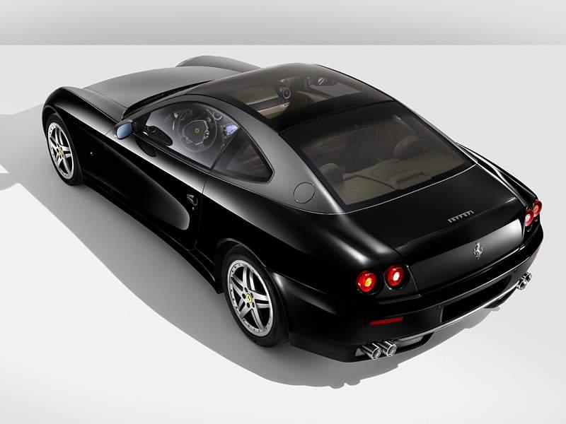 Nástupce Ferrari 612 Scaglietti: premiéra pro VIP už zítra: - fotka 11