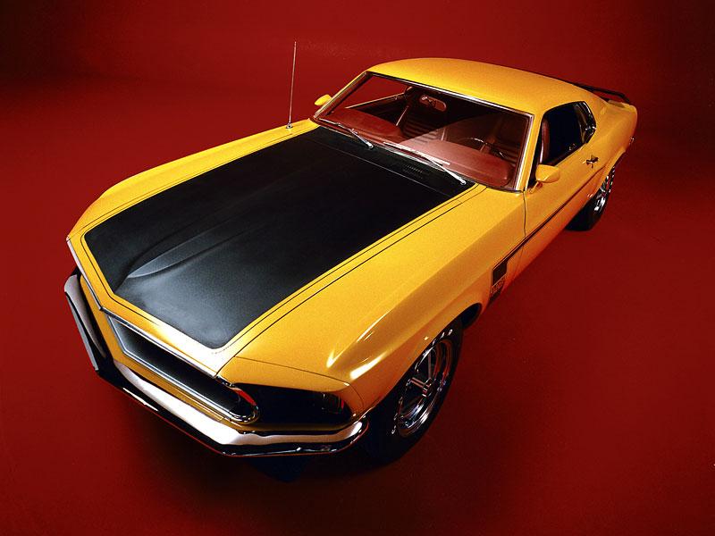 Ford Mustang Boss 302: legenda opět na scéně: - fotka 81
