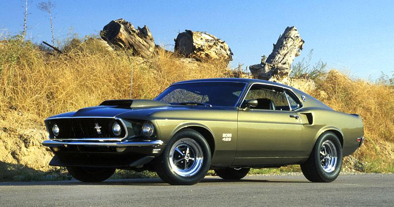 Ford Mustang Boss 302: legenda opět na scéně: - fotka 82