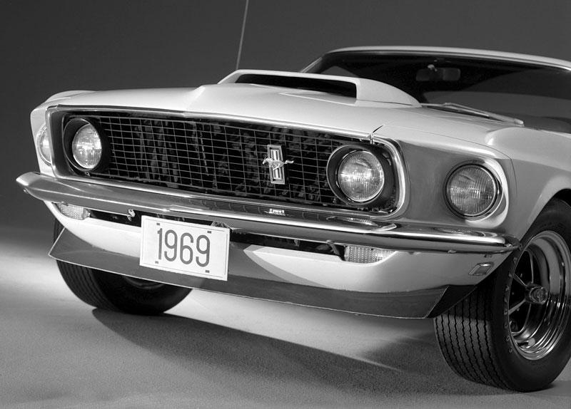Ford Mustang Boss 302: legenda opět na scéně: - fotka 86