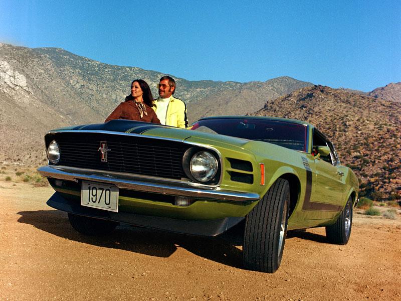 Ford Mustang Boss 302: legenda opět na scéně: - fotka 88