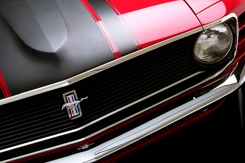Ford Mustang Boss 302: legenda opět na scéně: - fotka 91