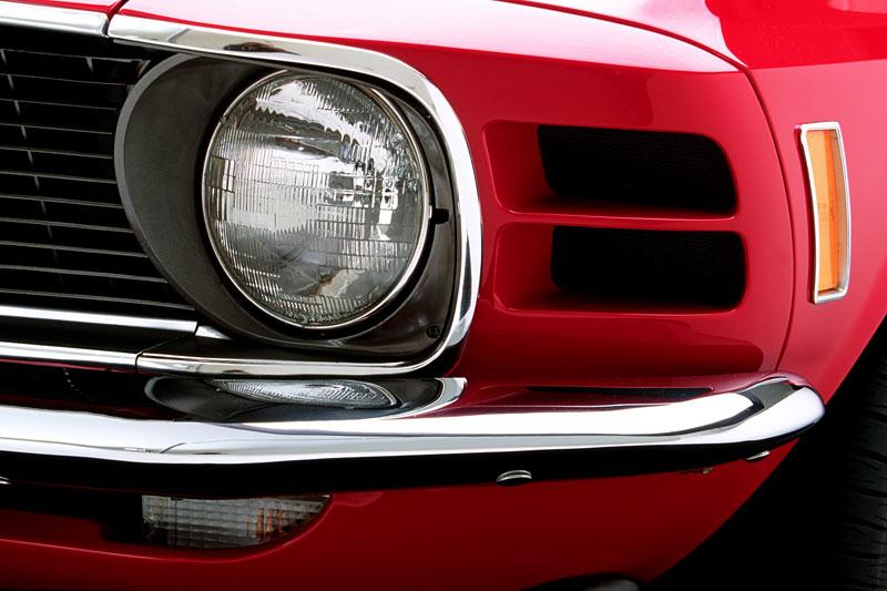 Ford Mustang Boss 302: legenda opět na scéně: - fotka 92
