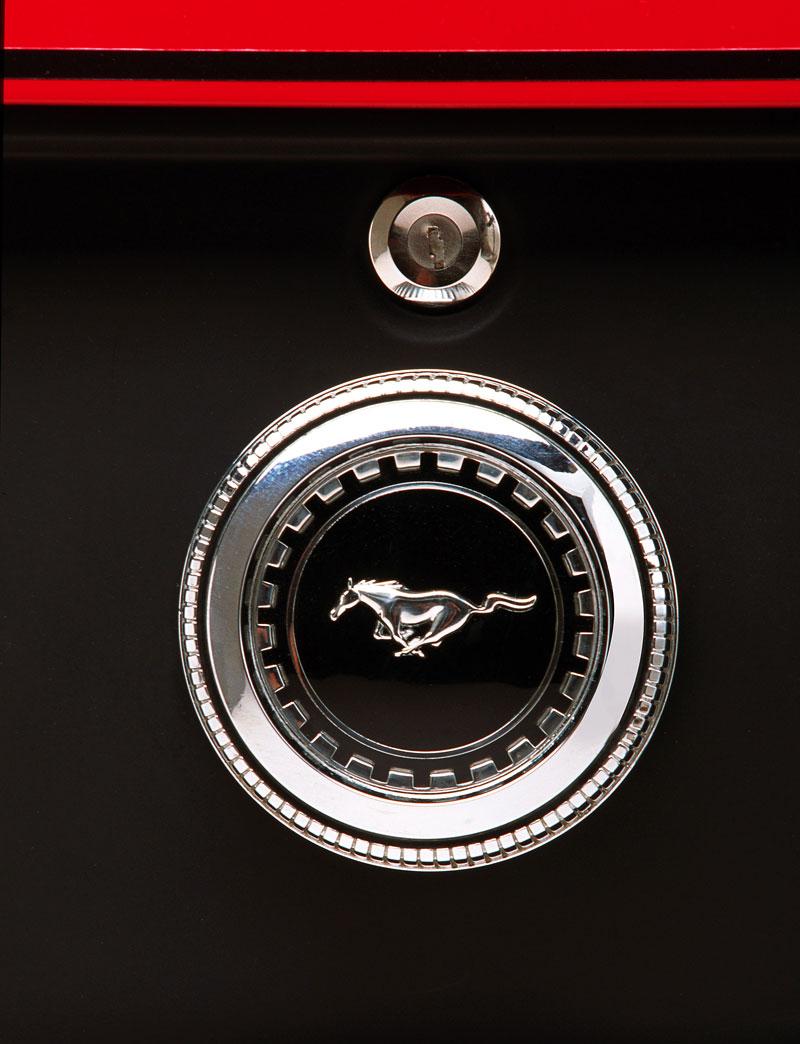 Ford Mustang Boss 302: legenda opět na scéně: - fotka 94
