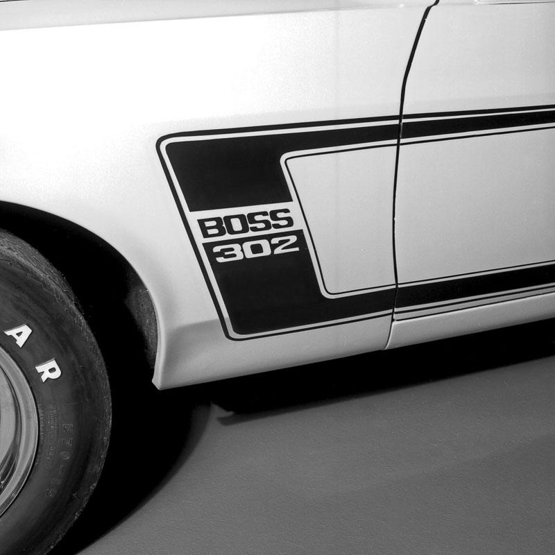 Ford Mustang Boss 302: legenda opět na scéně: - fotka 96