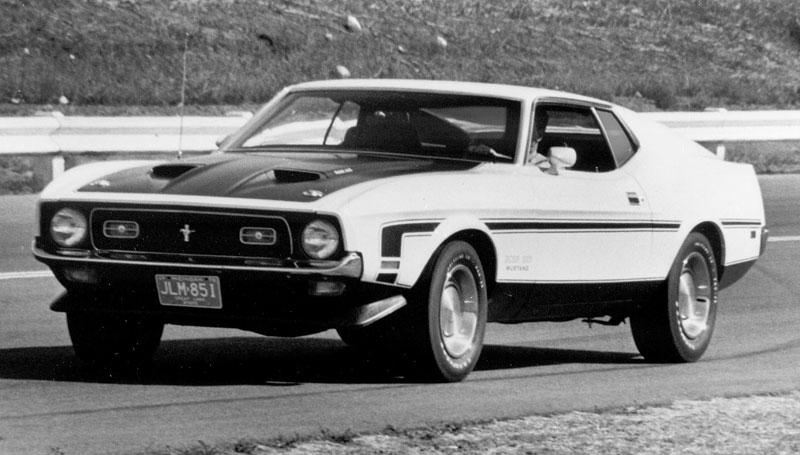 Ford Mustang Boss 302: legenda opět na scéně: - fotka 97
