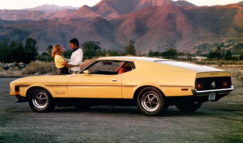 Ford Mustang Boss 302: legenda opět na scéně: - fotka 98