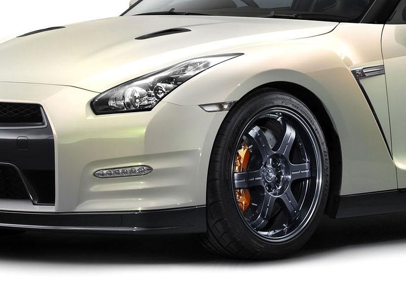 Nissan GT-R Egoist: velká fotogalerie: - fotka 11