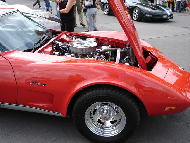 Prahou burácelo 250 Corvette: - fotka 37