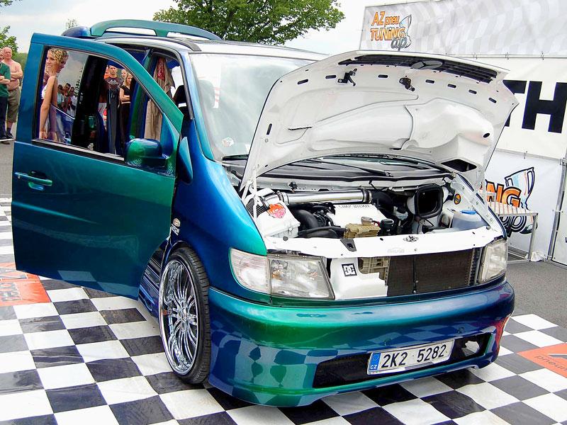 AZ pneu Tuning Cup 2008 – Fashion Cars Vysoké Mýto: - fotka 45