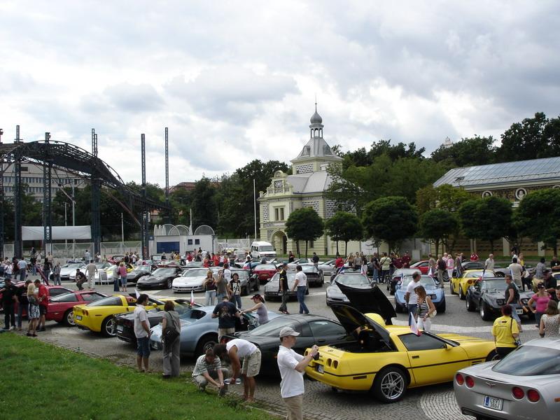 Prahou burácelo 250 Corvette: - fotka 40