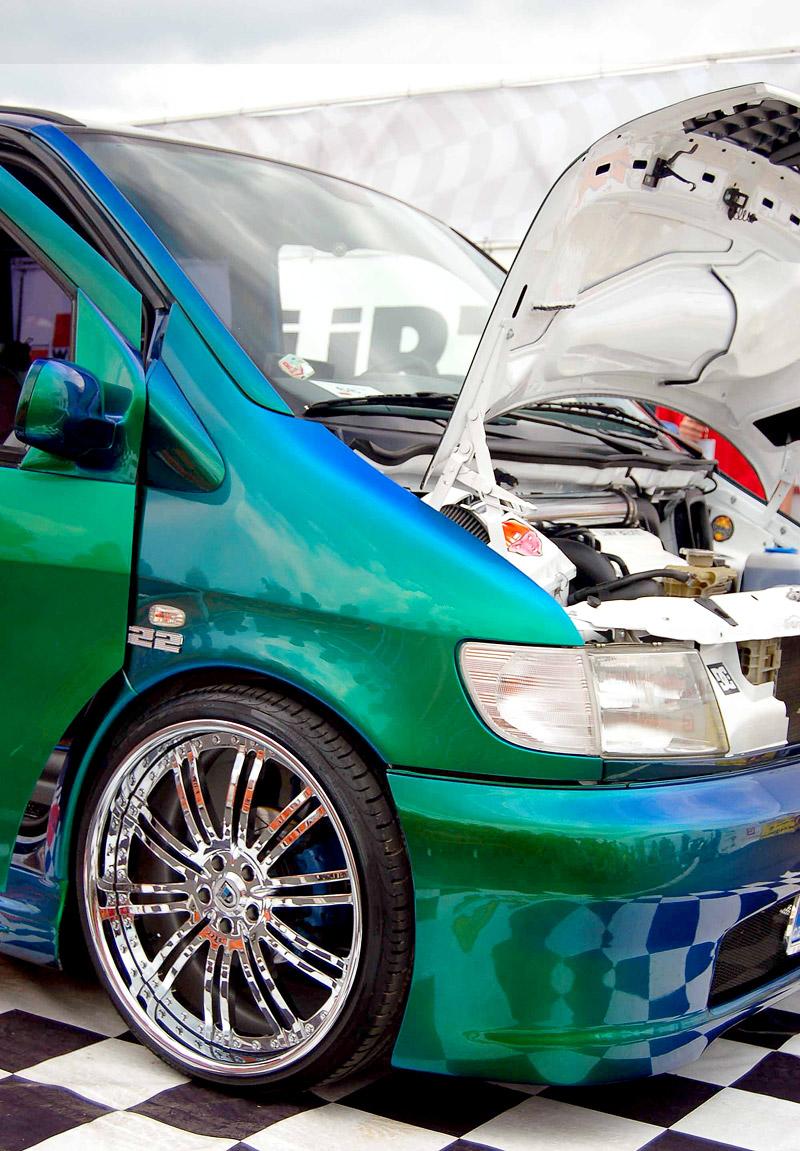 AZ pneu Tuning Cup 2008 – Fashion Cars Vysoké Mýto: - fotka 46