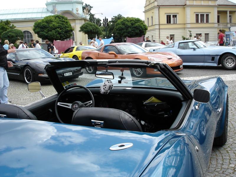 Prahou burácelo 250 Corvette: - fotka 42
