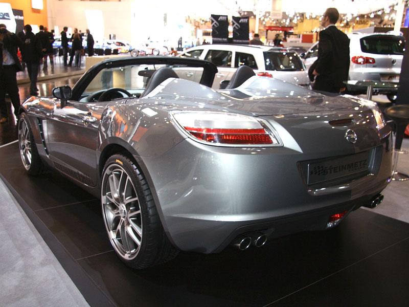 Essen živě: Steinmetz Opel GT: - fotka 5