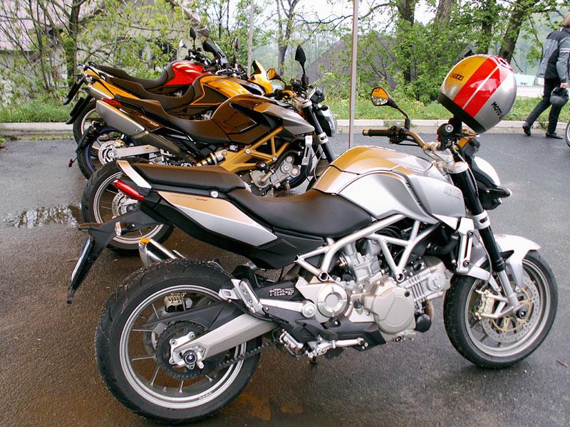 Aprilia a Moto Guzzi den 2008: - fotka 4