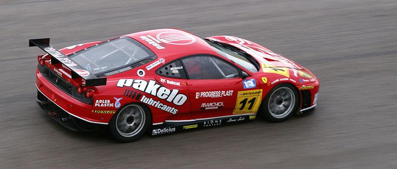 Reportáž: S Chevroletem na WTCC ve Valencii: - fotka 4