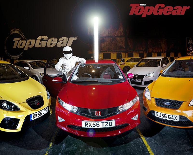 Top Gear natáčí s falešnými Ferrari: - fotka 4
