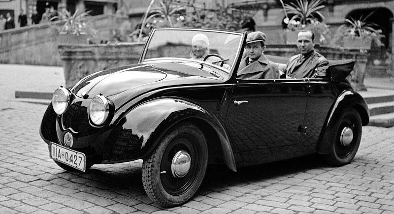Ferry Porsche se narodil před 100 lety: - fotka 4