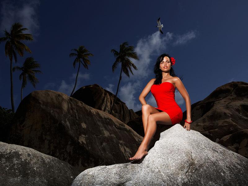 Miss Tuning 2010: kalendář: - fotka 5