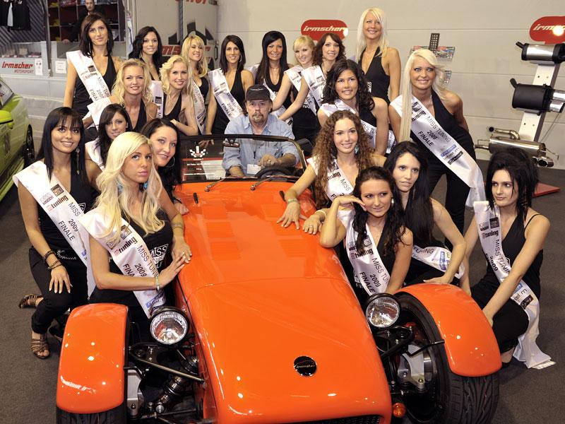 Miss Tuning 2011: uzavírka přihlášek se blíží: - fotka 4