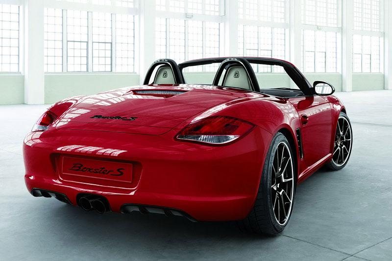 Porsche: 4 nové výbavové balíčky pro Cayman a Boxster: - fotka 4