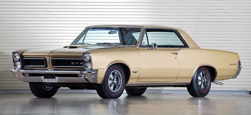RM Auctions připravuje dražbu klasických muscle cars: - fotka 4