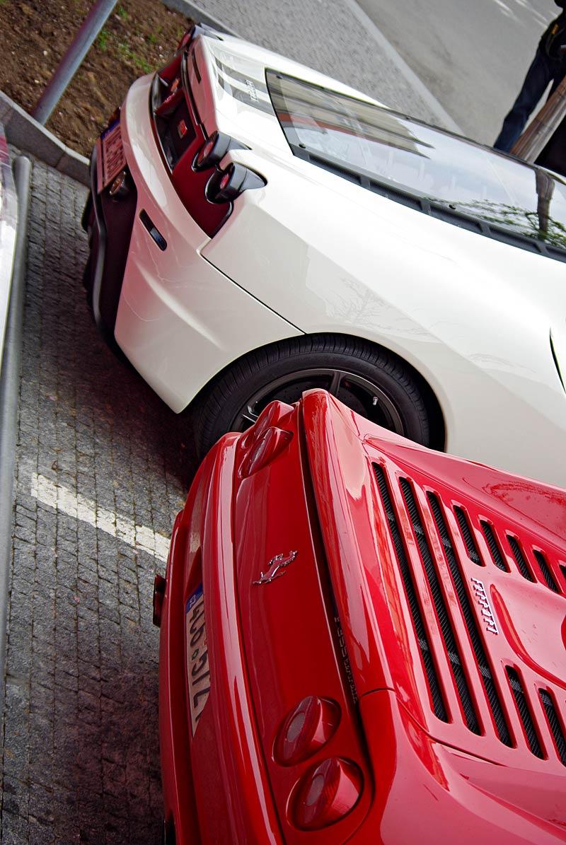 Felipe Massa otevřel v Praze showroom Ferrari: - fotka 5
