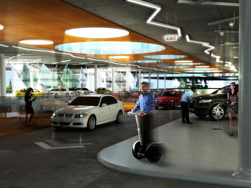 Turecko bude mít největší obchoďák s auty na světě: - fotka 4
