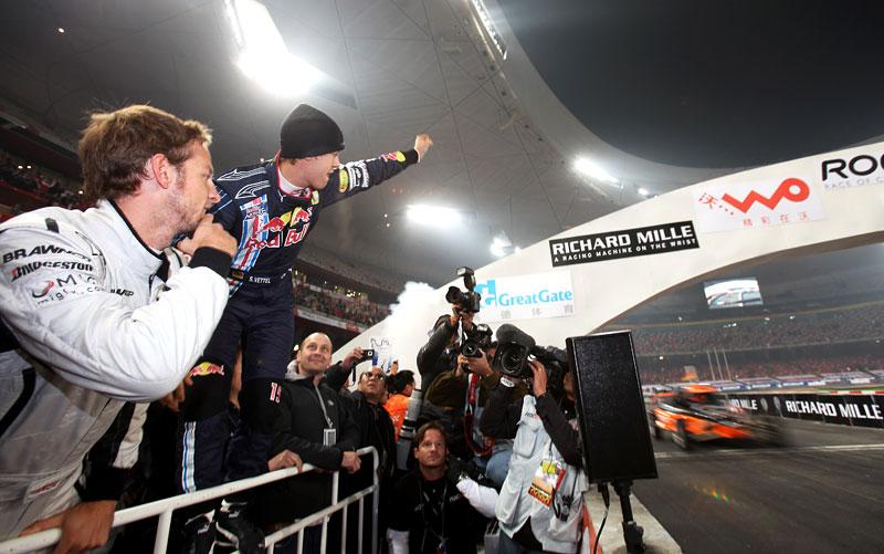 Alain Prost se zúčastní Race of Champions 2010: - fotka 3