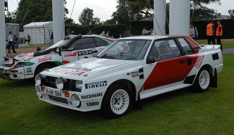 Toyota v Goodwoodu připomene své úspěchy v rallye: - fotka 4