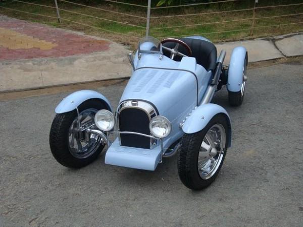 Harrington Group: Bugatti, Porsche a další klasici nejen pro děti: - fotka 4